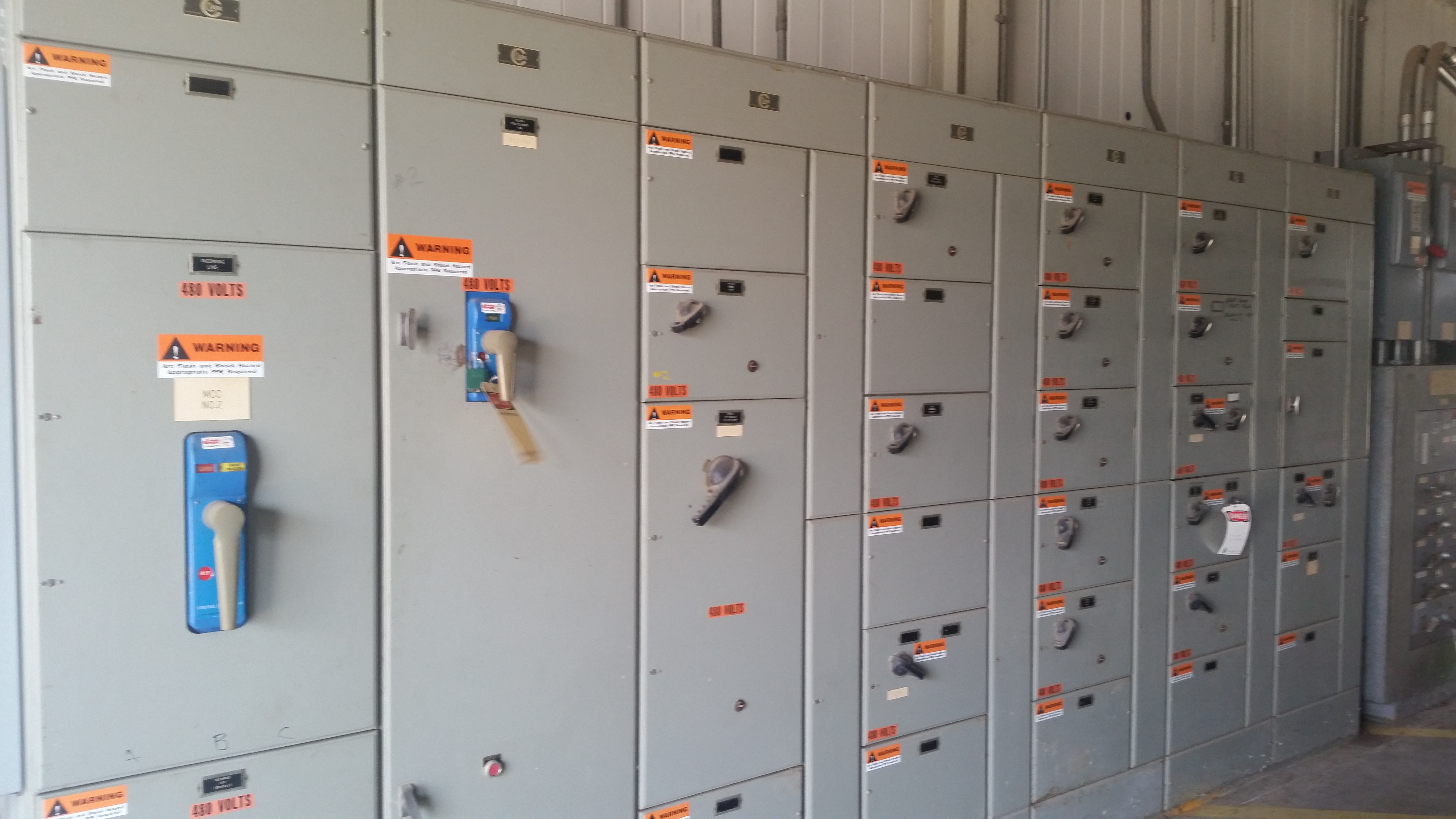 Electrical Switchs